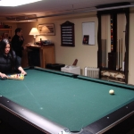 Toshi's Pool Room