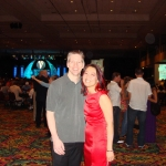 Mike & me at VNEA Banquet