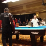 Efren coaching Alex