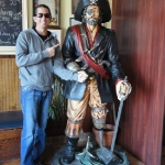 Pirate Birthday Lunch with Stevie