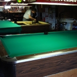 Lee's Bar in Rugby, ND