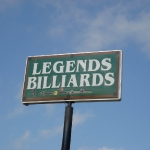 Legends Billiards (League City)